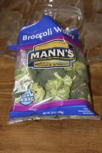 Bag of broccoli.