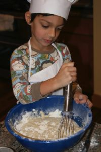 cooking children chef hat