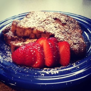 French Toast by Kaitlin Williams