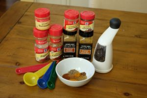 tagine spices