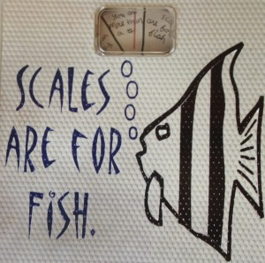 scales are for fish St. Louis, MO RBA