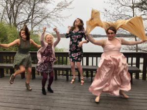 dance how to avoid stress eating