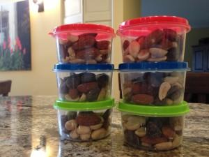 Almonds may have salicylic acid