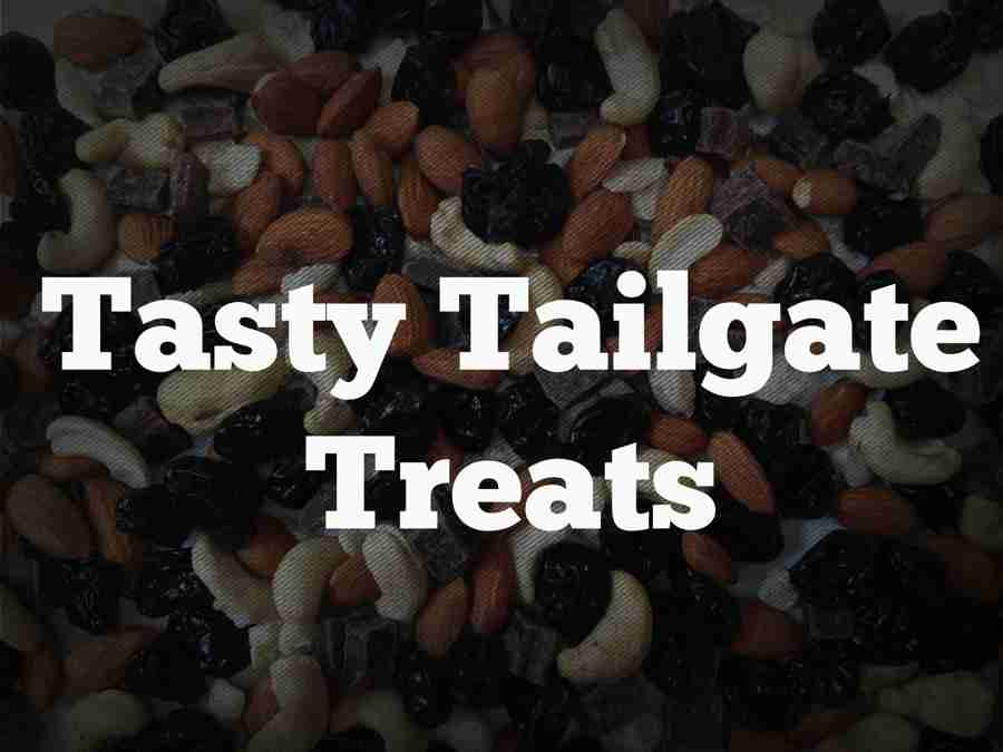 tasty tailgate treats