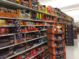 Halloween Chocolate and Candy
