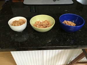 Difference in Cereal Bowl Sizes