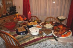 Christmas dinner does not have to be a battle ground