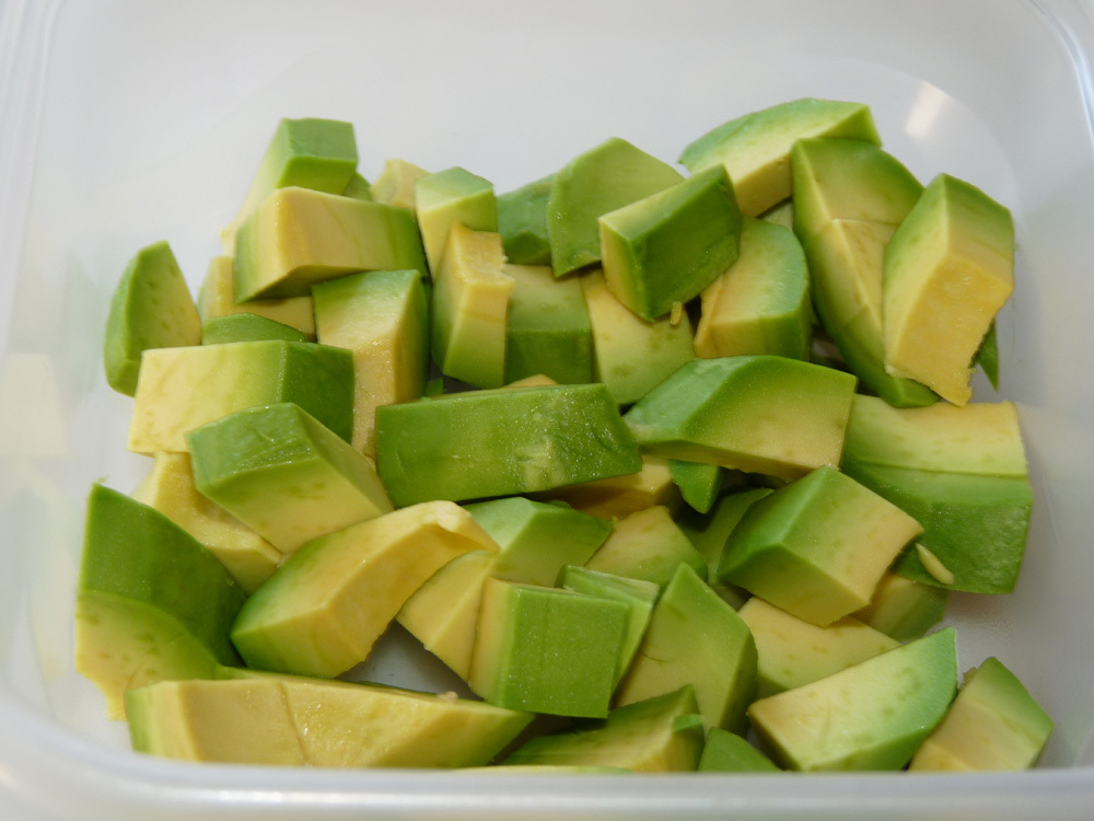Avocados are an example of a food with healthy fats