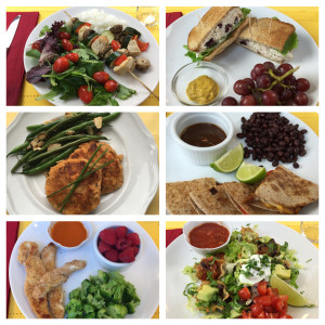 nutrition meal planning