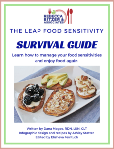 Food Sensitivity Survival Guide
