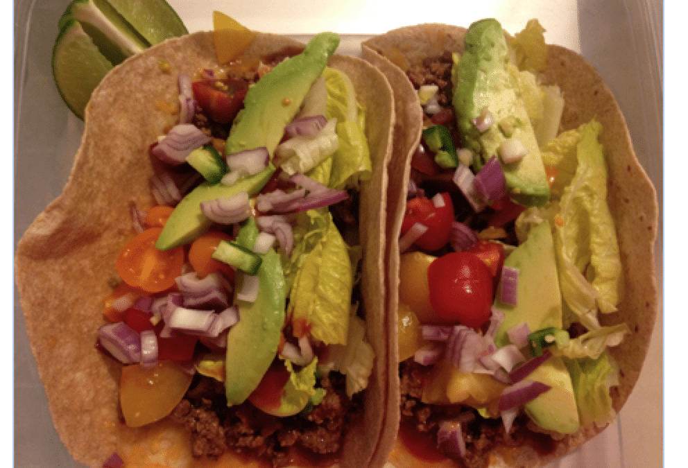 Taco Tuesday with a Registered Dietitian