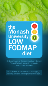 FODMAP app Tools