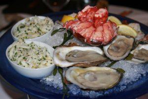 fun, restaurant, charlie palmer, washington, DC. food, seafood charlie palmer food restaurant 2012