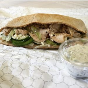 Perfect Pita is one of RBA dietitian's favorite go to lunch places. If we decide to go, we plan for it and continue packing lunch the rest of the week.