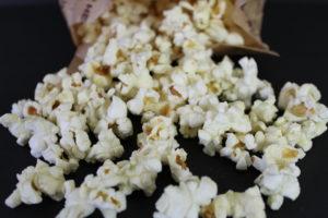 popcorn low fodmap snack