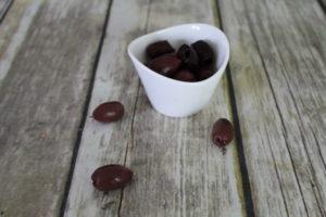olives low fodmap snack