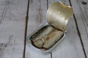 sardines low fodmap snack