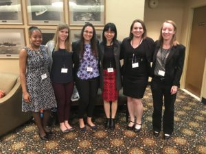 Part of your internship to become a dietitian includes networking at conferences and meetings to meet other dietetic interns and dietitians to build your professional references.