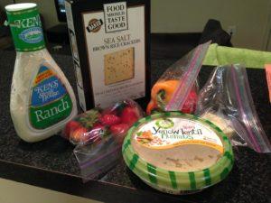 Hummus pairings