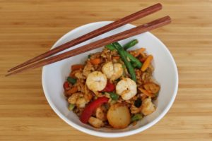Stir Fry Cooking For ONe
