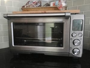 Toaster Oven Cooking For One