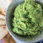 Quick guacamole