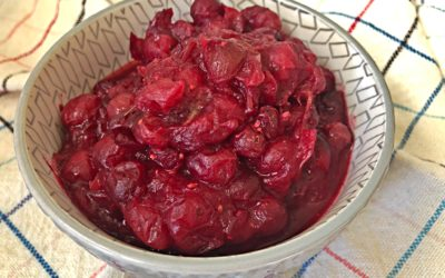 3 Reasons To Eat More Cranberries and Cranberry Recipes
