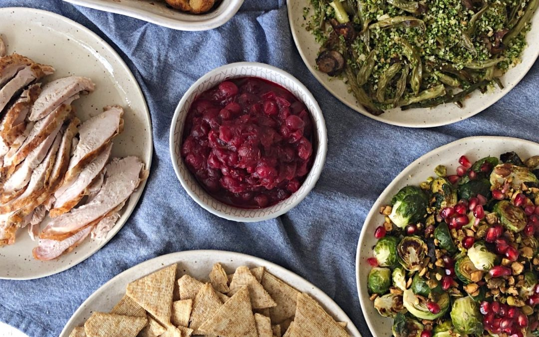 8 Diabetes Friendly Holiday Dishes for a Low Carb Thanksgiving