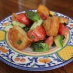 panzanella salad 8 healthy bbq sides summer vegetable