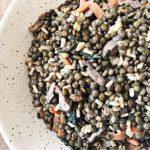 vegan lentil recipe