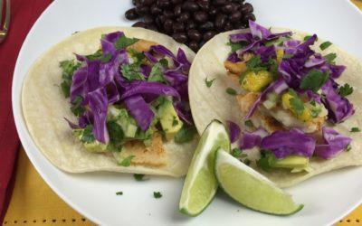 8 Healthy Tacos To Make For Cinco De Mayo