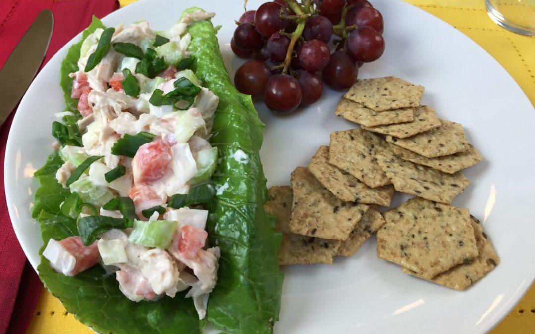 Rotisserie Chicken Basic Chicken Salad