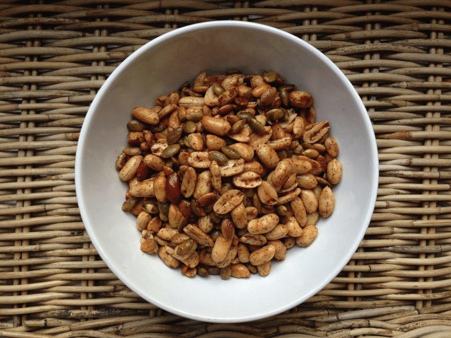 Peanut & Pepitas Trail Mix