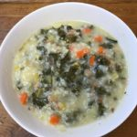 Tuscan Rice Soup