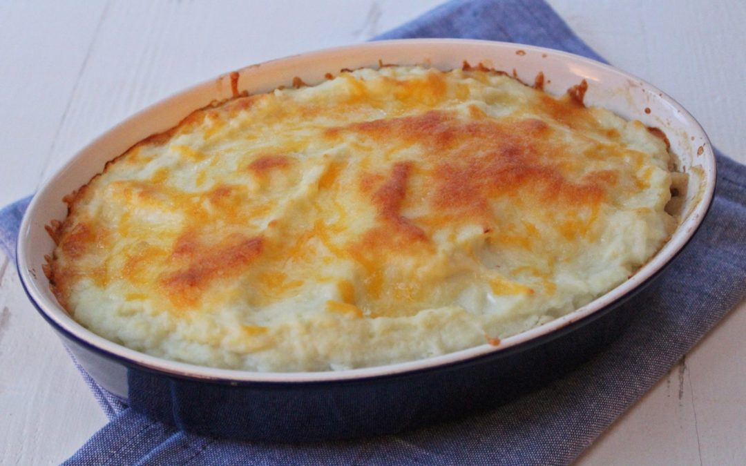 How to Make Low-Carb Shepherd's Pie in 6 Easy Steps