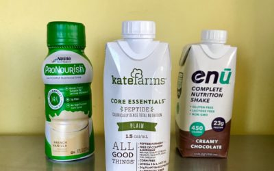 Should I Be Drinking Supplemental Nutrition Shakes?