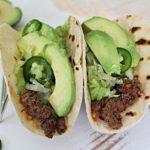 Beef and Mushroom Taco Meat