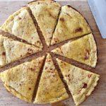 Socca recipe (chickpea flatbread)