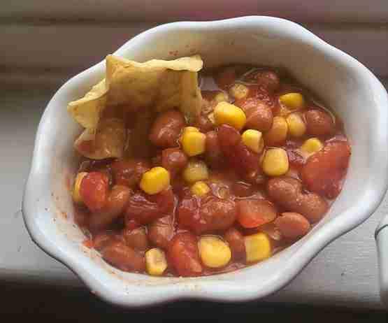 Corn and Bean Salsa Recipe