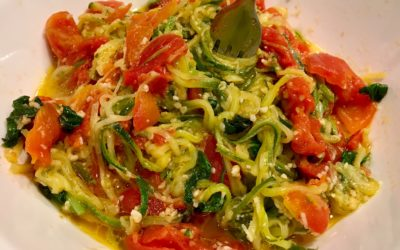 How to: Zucchini Noodles Zoodles