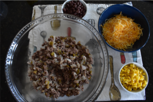 enchiladas prep