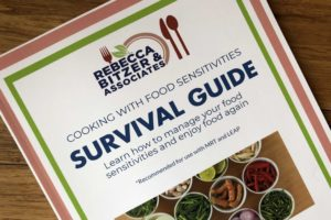 Food sensitivities survival guide