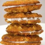 Grain-Free Carrot Cake Cookie