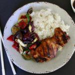 Gluten Free Chicken Teriyaki