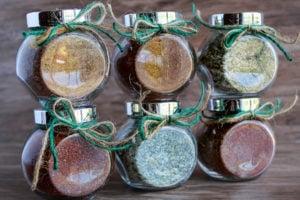 herb mixtures