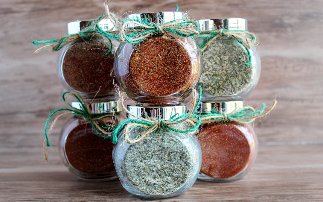 Healthy DIY Jar Gifts for the Holidays