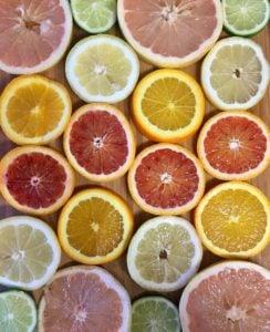 low stomach acid oranges