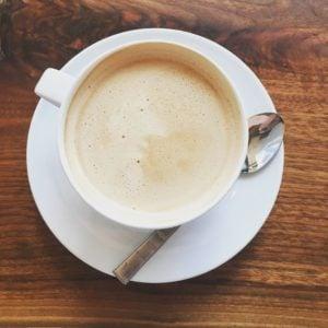 low stomach acid coffee