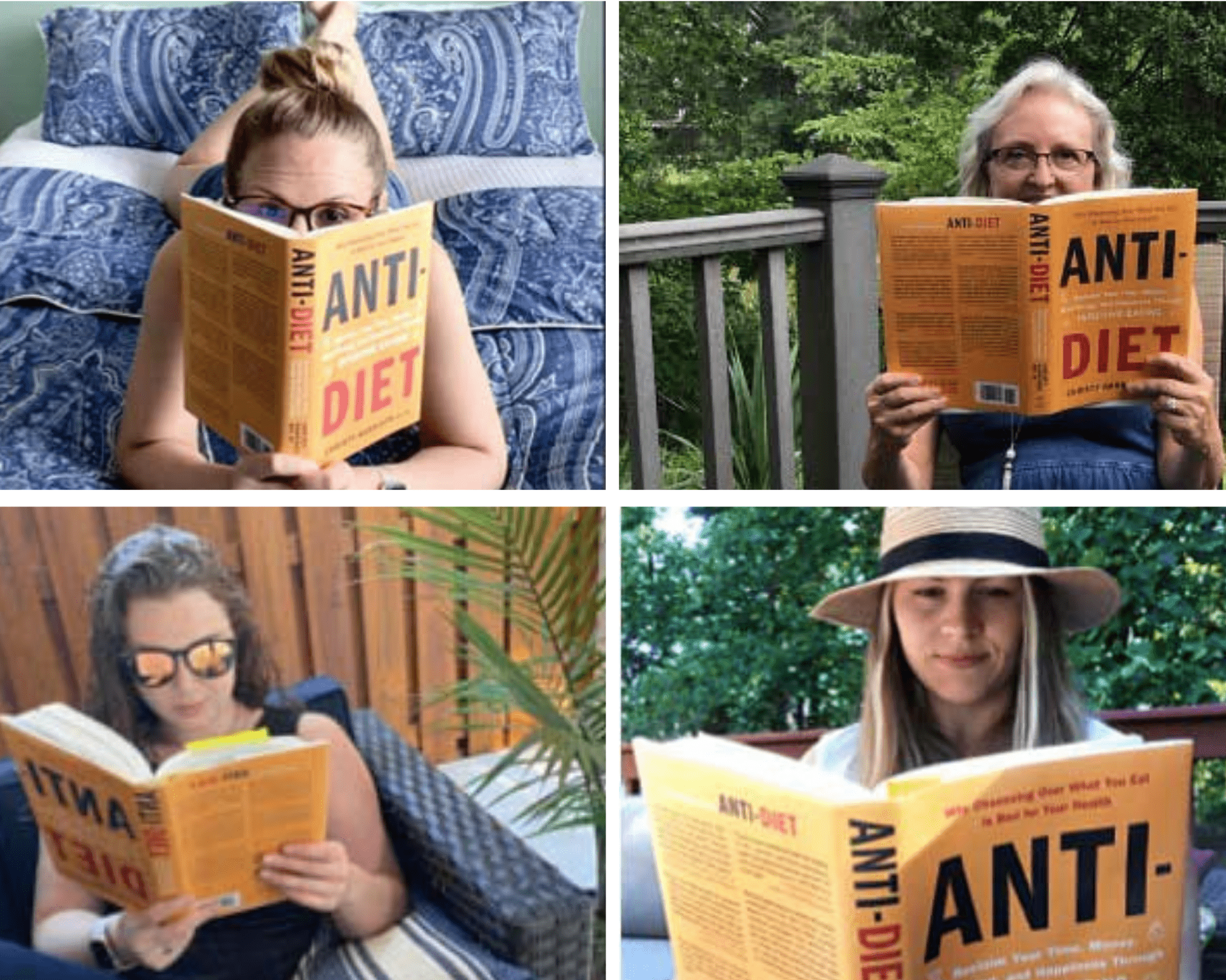 ED book anti-diet