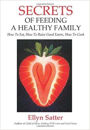 ED book secrets of feeding a healthy family